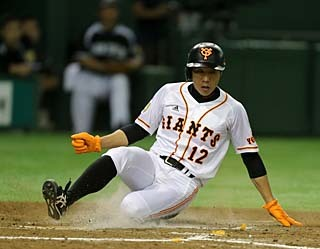 走塁のスペシャリスト、巨人軍の鈴木尚広選手もNLPアンカリングを使っていた